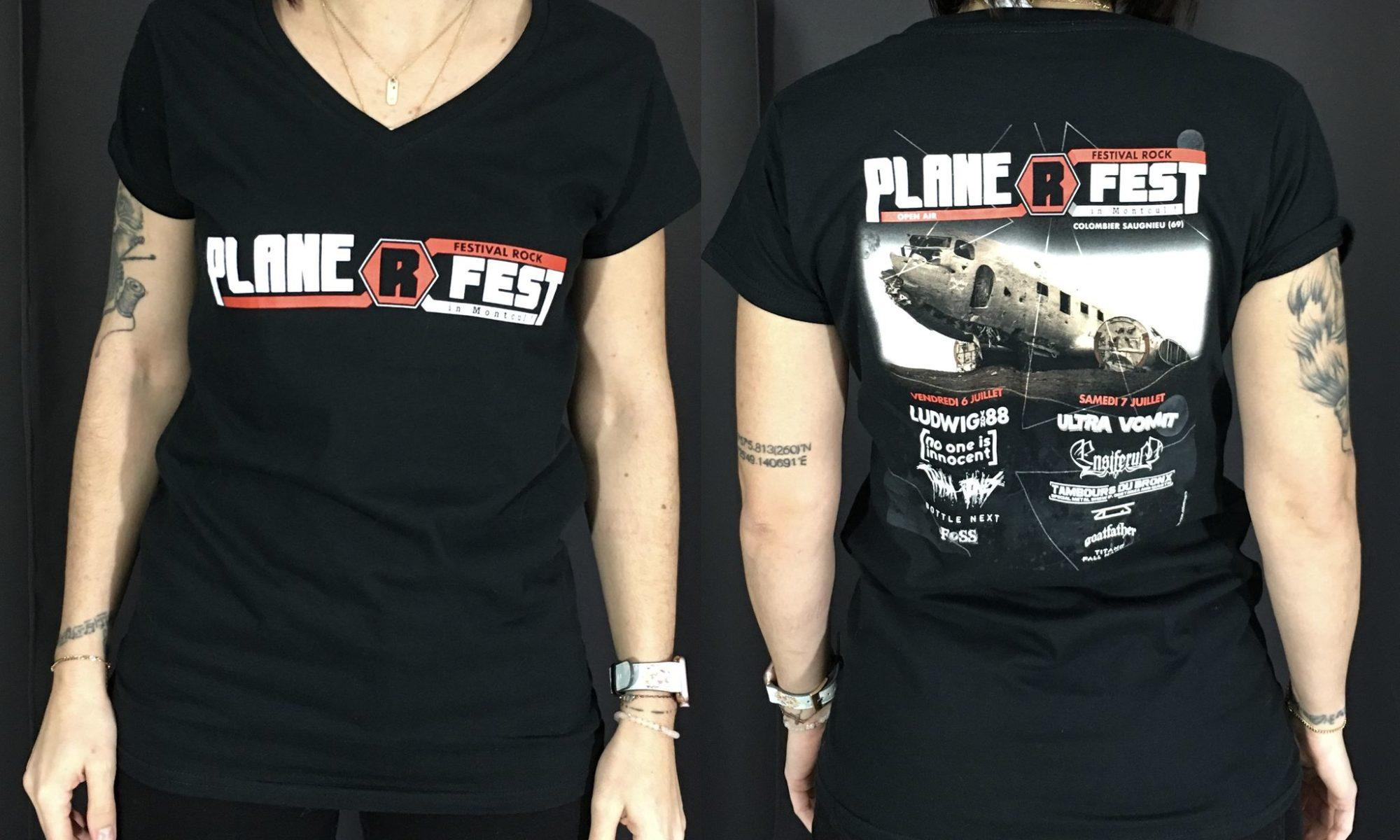 T-Shirt Edition 2018 - Femme