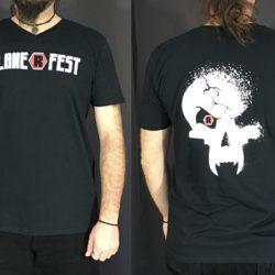 T-Shirt Skull - Homme